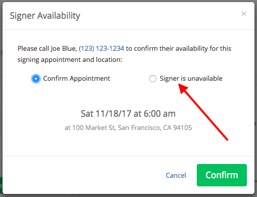 confirm-appointment-with-signer-popup-signer-unavailable.png